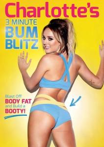 Charlotte's Bum Blitz Fitness DVD