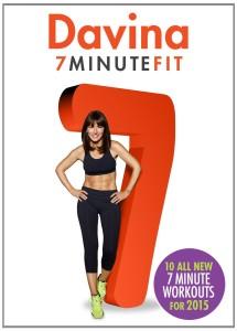 Davina 7 Minute Fit DVD