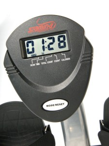 LCD Display From Stamina 1050 Rower