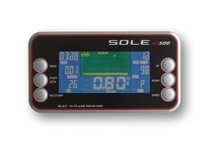 Backlit LCD Display - SR500