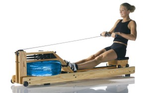 The WaterRower Natural Rowing Machine