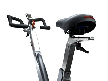 LCD Display And Seat From M3+ Bike