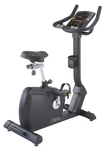 Lifecore Fitness 1060UB Upright Exercise Bike