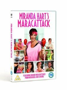 Miranda Hart Maracattack DVD