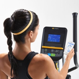 Backlit Display From E2i Elliptical Trainer