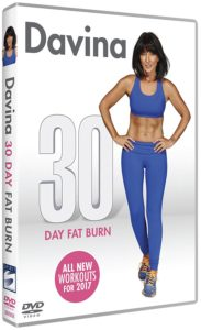 Davina - 30 Day Fat Burn DVD