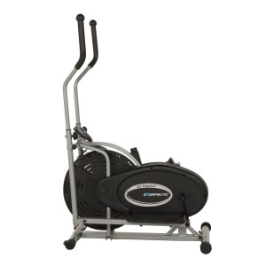 Side View Of Exerpeutic Aero Air Elliptical