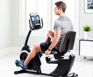 GX 4.7 Exercise Bike Product Demonstration