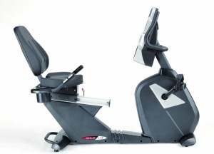 Side View Of Sole Fitness LCR Bike