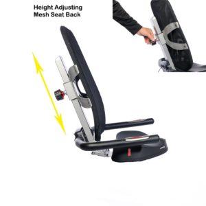 DIamondback Fitness 510SR Adjustable Seat