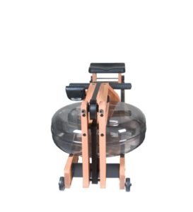 rowing machine with water tank