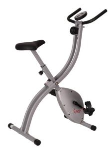 Sunny Health & Fitness SF-B2605 Folding Magnetic Upright Exercise Bike