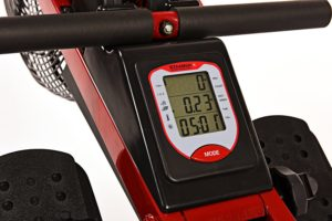 LCD Display From Stamina X Rower