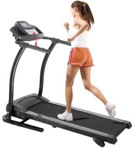 Merax Electric Treadmill