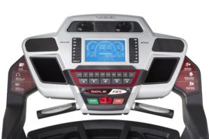 LCD Display And Console From Sole F85