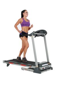 Sunny Health & Fitness SF-T7603 Motorized Treadmill
