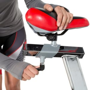Adjustable Air Soft Seat From Ironman 310 Upright Bike
