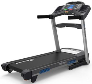 Alternative View Of Nautilus T618 Treadmill