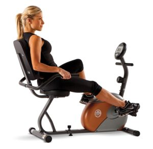 Marcy ME-709 Recumbent Exercise Bike