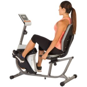 Fitness Reality R4000 Magnetic Tension Recumbent Bike