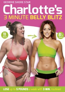 Charlotte's 3 Minute Belly Blitz