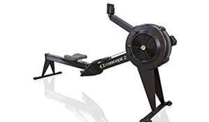 Black Concept 2 Model E Rowing Machine