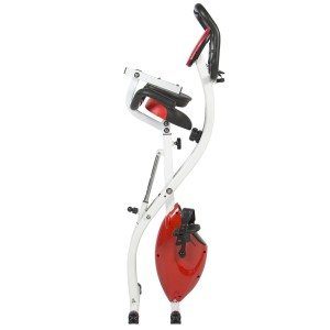 Best Choice Products Upright Bike Folded Away