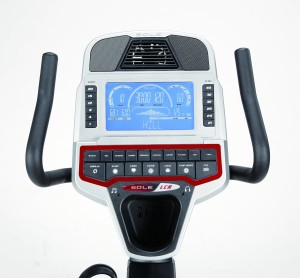 LCD Console From LCR Recumbent Bike