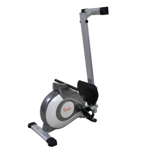 SF-RW5515 Magnetic Rowing Machine Folded Away