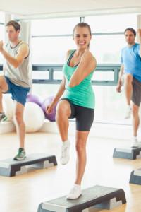 Aerobics Fitness Class