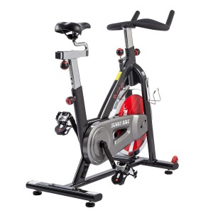 Rear Vew Of SF-B1002 Indoor Cycle Trainer