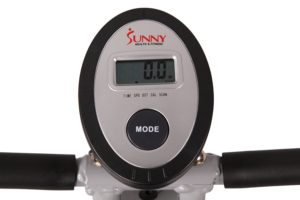LCD Display From Sunny SF-B2605 Upright Bike