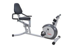 Sunny Health Fitness SF-RB4601 Stationary Recumbent Exercise Bike