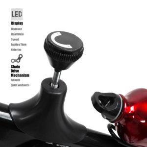 Adjustable Resistance On XtremepowerUS Bike