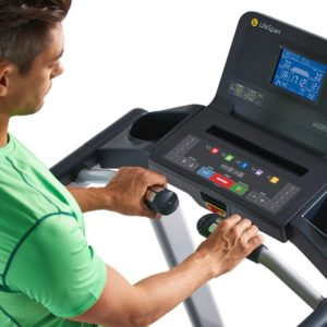 LCD Console From TR4000i Treadmill