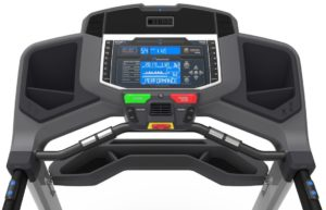Console And Media Tray From Nautilus T618 Treadmill
