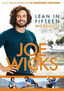 Joe Wicks - Lean In 15 Workouts DVD
