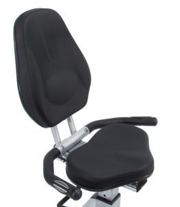 Adjustable Padded Seat From Stamina Recumbent Bike