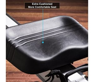 Cushioned Seat From Xebex Air Rower