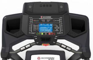 Console From Schwinn 830 Treadmill