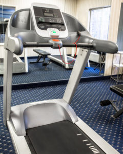 photo of a top-end treadmill
