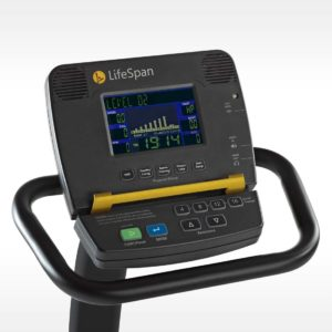 Console Display From R3i Recumbent Cycle