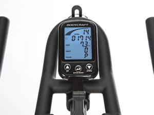 Interactive Computer Display From BodyCraft SPR Bike